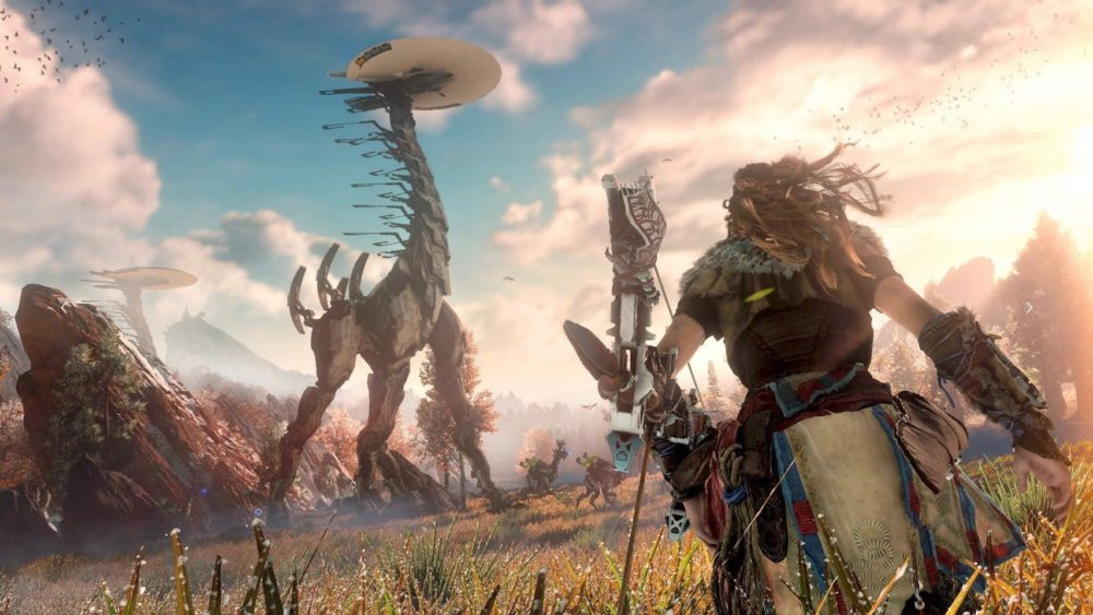 Horizon Zero Dawn 2 для PS5